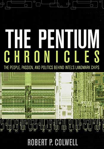 9780471736172: The Pentium Chronicles