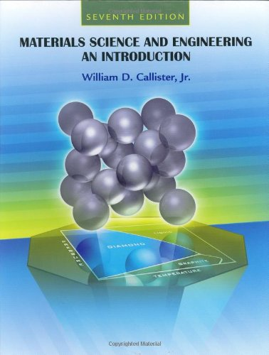 9780471736967: Materials Science and Engineering: An Introduction