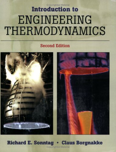 9780471737599: Introduction to Engineering Thermodynamics