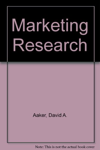 9780471737810: Marketing Research 8th Edition with SPSS Version 11.0 Set
