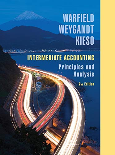 9780471737933: Intermediate Accounting: Principles and Analysis