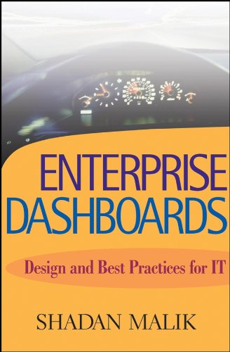 9780471738060: Enterprise Dashboards: Design and Best Practices for It