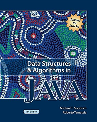 9780471738848: Data Structures and Algorithms in Java