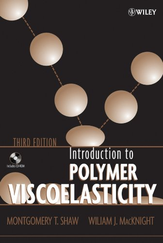 9780471740452: Introduction to Polymer Viscoelasticity, 3rd Edition