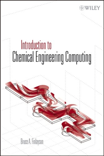 9780471740629: Introduction to Chemical Engineering Computing