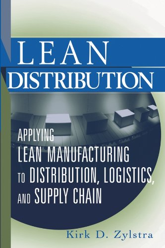 9780471740759: Lean Distribution: Applying Lean Manufacturing to Distribution, Logistics, and Supply Chain