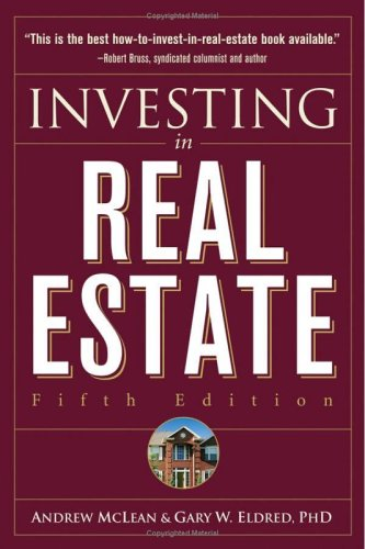 9780471741206: Investing in Real Estate