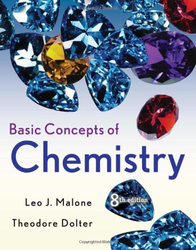 9780471741541: Basic Concepts of Chemistry