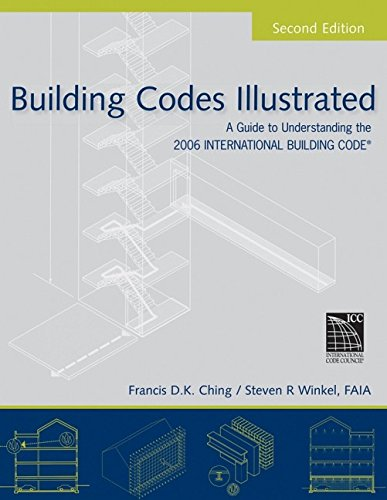 9780471741893: Building Codes Illustrated: A Guide to Understanding the 2006 International Building Code
