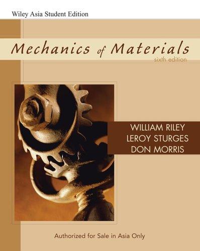 9780471742876: Mechanics of Materials