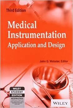 9780471742906: Medical Instrumentation: Application and Design