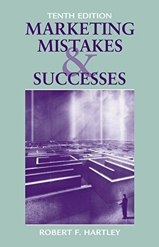 9780471743217: Marketing Mistakes and Successes