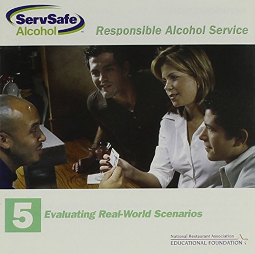 9780471743293: ServSafe Alcohol DVD 5: Evaluating Real-World Scenarios