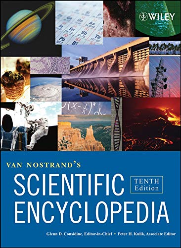 9780471743385: Van Nostrand's Scientific Encyclopedia, 3 Volume Set