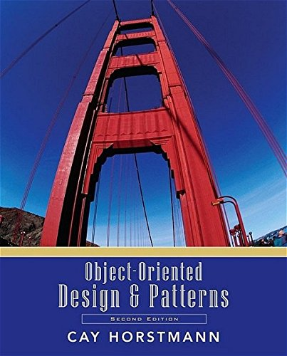 9780471744870: Object-Oriented Design and Patterns
