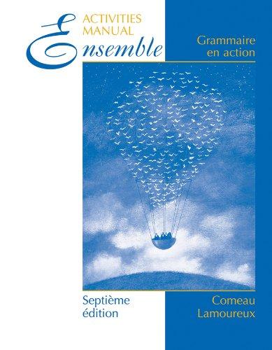 9780471744894: Ensemble, Cahier de laboratoire (Lab Manual): Grammaire en action