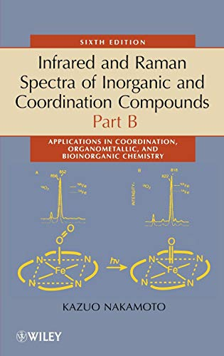 9780471744931: Infrared and Raman Spectra of Inorganic and Coordination Compounds, Applications in Coordination, Organometallic, and Bioinorganic Chemistry