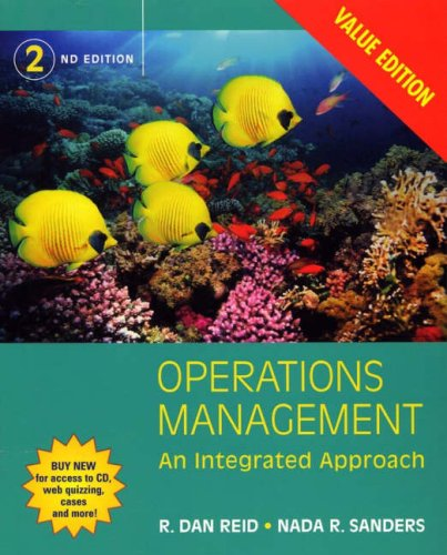 9780471745273: Operations Management: An Integrated Approach