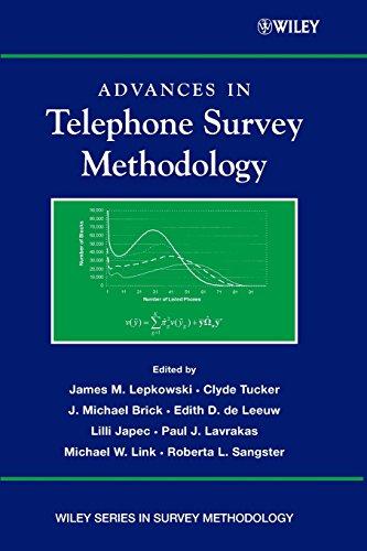 Advances in Telephone Survey Methodology: Sangster, Roberta L.,