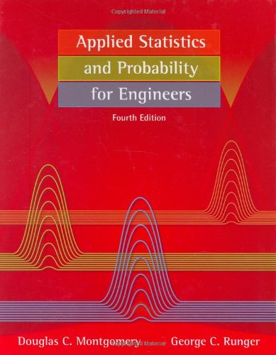 9780471745891: Applied Statistics and Probability for Engineers