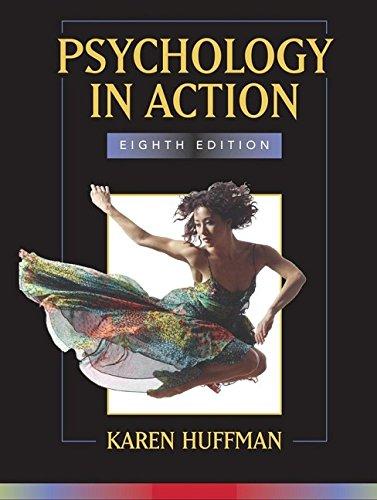 Psychology in Action: Karen Huffman