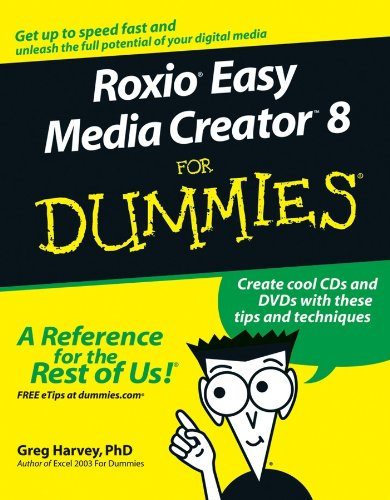 9780471747406: Roxio Easy Media Creator for Dummies
