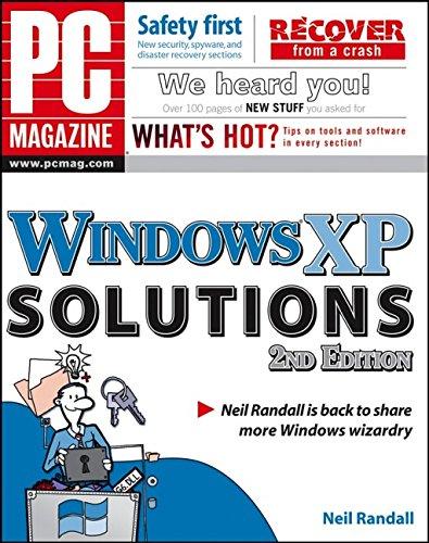 9780471747529: PC Magazine Windows XP Solutions