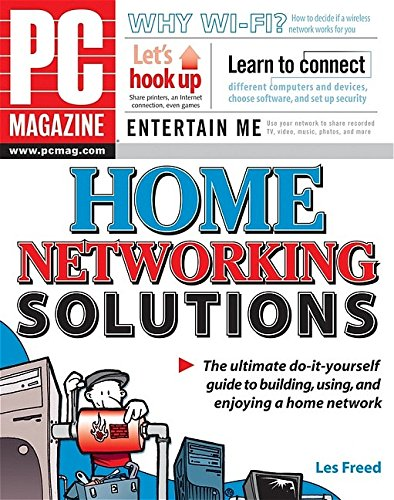 9780471747543: PC Magazine Home Networking Solutions