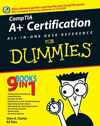 9780471748113: CompTIA A+ Certification All-In-One Desk Reference For Dummies