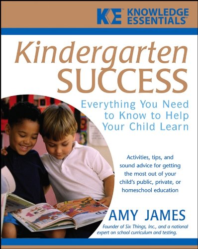 9780471748137: Kindergarten Success: Everything You Need to Know to Help Your Child Learn