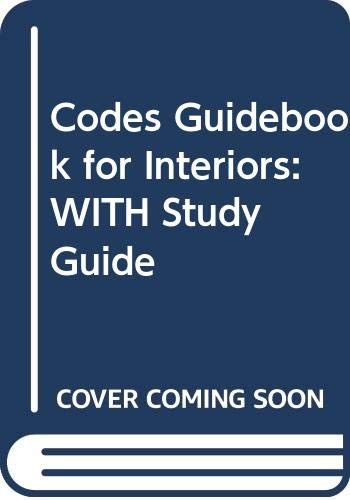 9780471748489: Codes Guidebook for Interiors