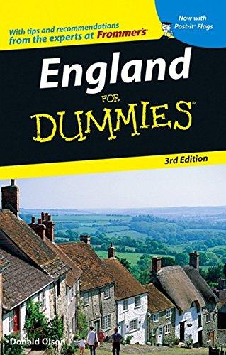 9780471748717: England For Dummies
