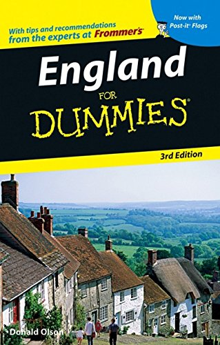 9780471748717: England For Dummies (Dummies Travel)
