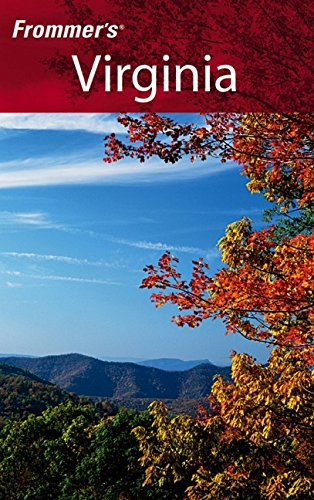 9780471748724: Frommer's Virginia (Frommer's Complete Guides)