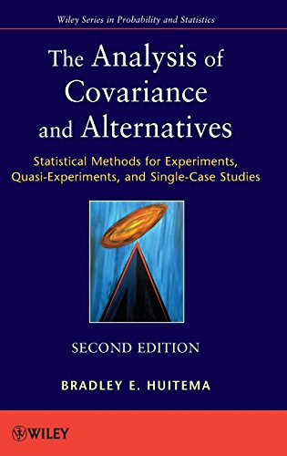 9780471748960: The Analysis of Covariance and Alternatives: Statistical Methods for Experiments, Quasi-Experiments, and Single-Case Studies (Wiley Series in Probability and Statistics)