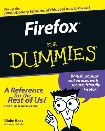 9780471748991: Firefox For Dummies