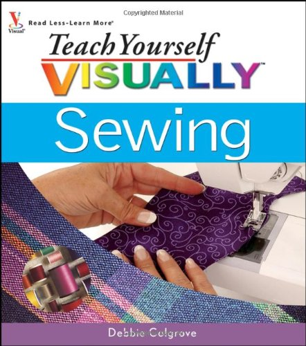 9780471749912: Teach Yourself Visually Sewing