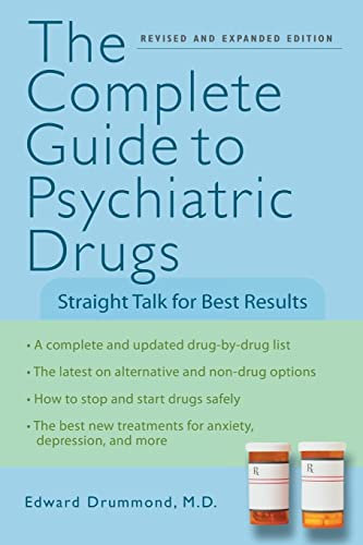 9780471750628: The Complete Guide to Psychiatric Drugs: Straight Talk for Best Results