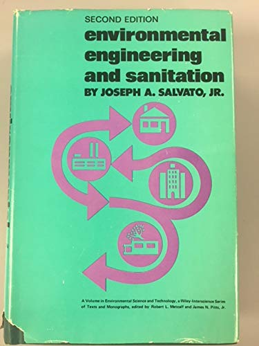 9780471750772: Environmental engineering and sanitation (Environmental science and technology)
