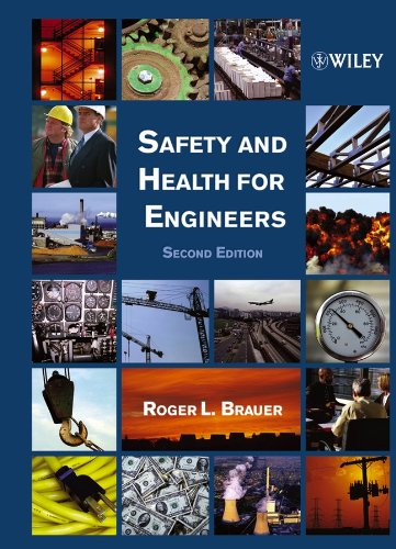 Safety and Health for Engineers (047175093X) by Brauer, Roger L.