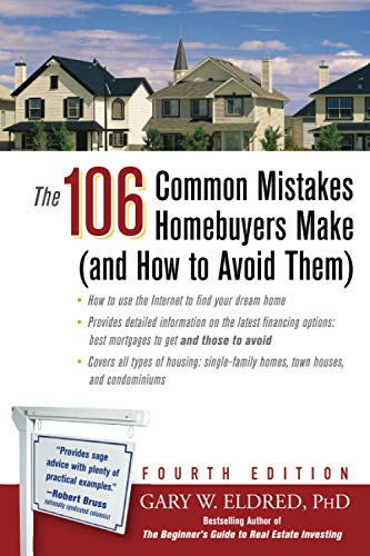 9780471751236: The 106 Common Mistakes Homebuyers Make (and How to Avoid Them)