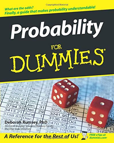 9780471751410: Probability For Dummies