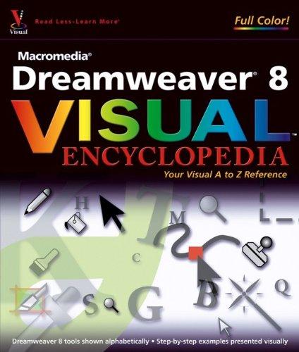 9780471751762: Macromedia Dreamweaver 8 Visual Encyclopedia