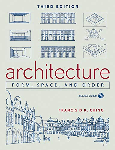 9780471752165: Architecture: Form, Space, and Order