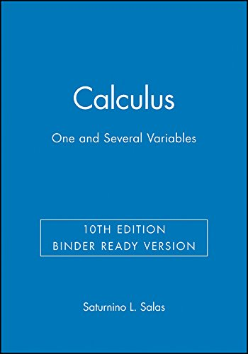 9780471752547: Calculus: One and Several Variables