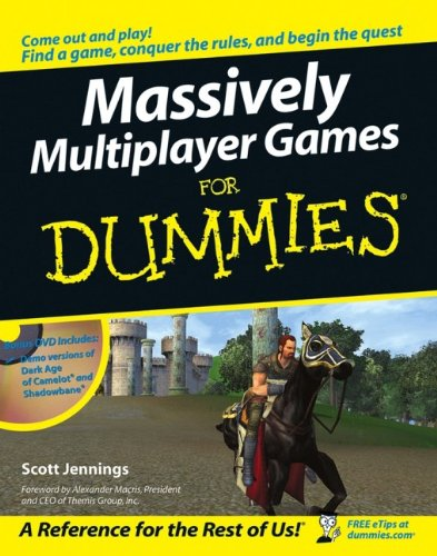 9780471752738: Massively Multiplayer Games For Dummies