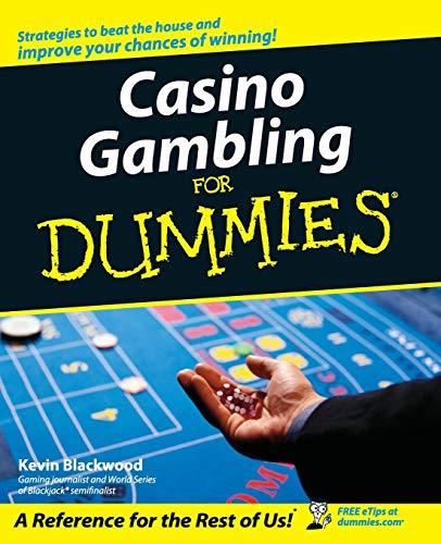 9780471752868: Casino Gambling For Dummies