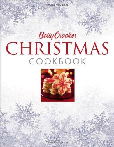 9780471753032: Betty Crocker Christmas Cookbook