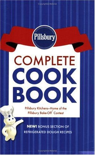 9780471753124: Pillsbury Complete Cookbook
