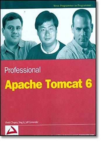 9780471753612: Professional Apache Tomcat 6